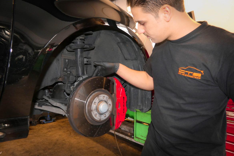 Bremsen kontrol Schwieberdingen